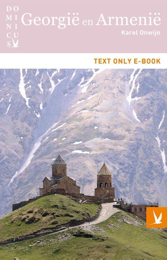 Dominicus landengids - Georgië en Armenië - Karel Onwijn pdf epub