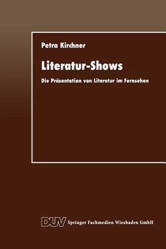 Literatur-Shows