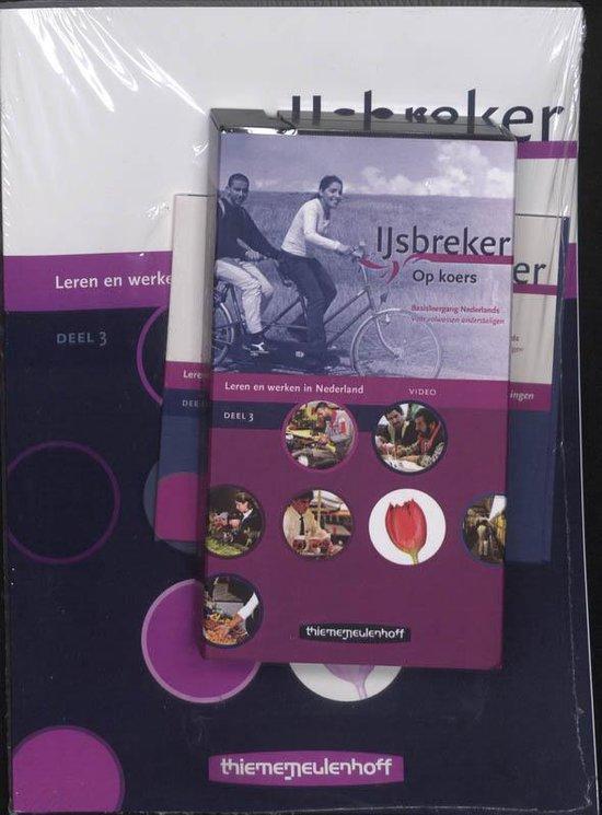 IJsbreker 3 Leren en werken in Nederland - Janssen |