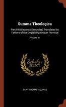 Summa Theologica: Part Ii-Ii Secunda Se