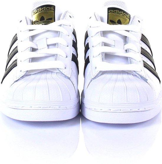 adidas Superstar J Sneakers Kinderen Ftwr WhiteCore BlackFtwr White