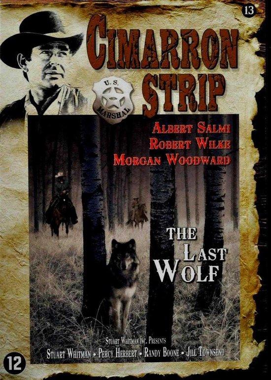 Cover van de film 'Cimarron Strip - The Last Wolf'
