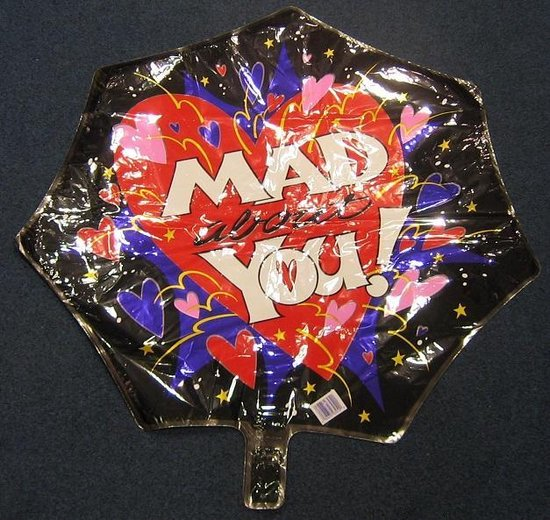 folieballon - Mad about you!