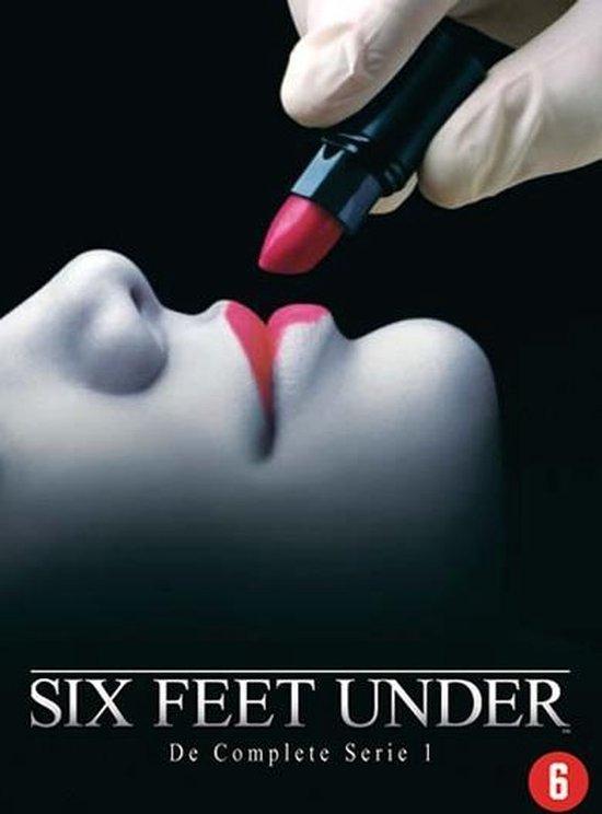 Cover van de film 'Six Feet Under'