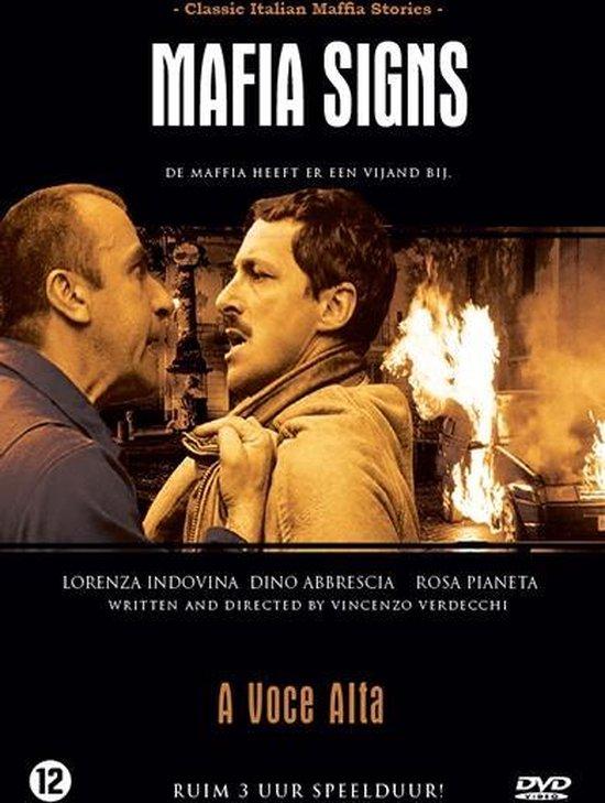 Cover van de film 'Mafia Signs'
