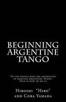 Beginning Argentine Tango
