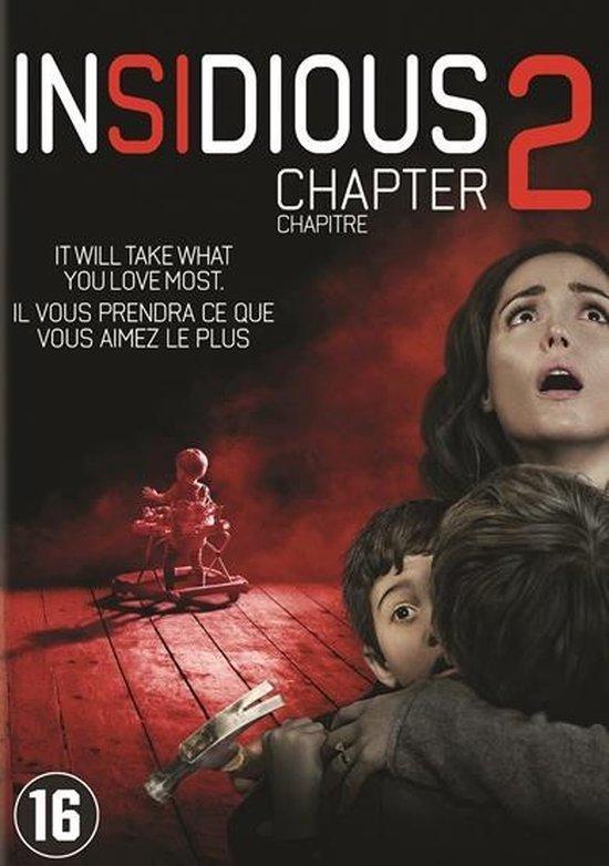 Cover van de film 'Insidious - Chapter 2'