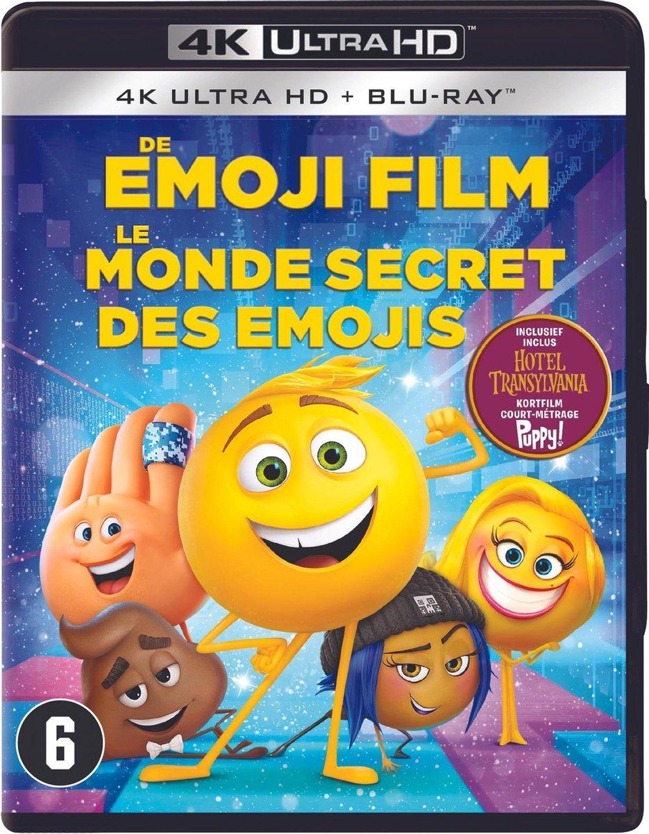 De EMOJI Film (4K Ultra HD Blu-ray)-