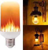 Light LED Flame light – Lichtbron – E27 – 3W – Vlam effect - LED