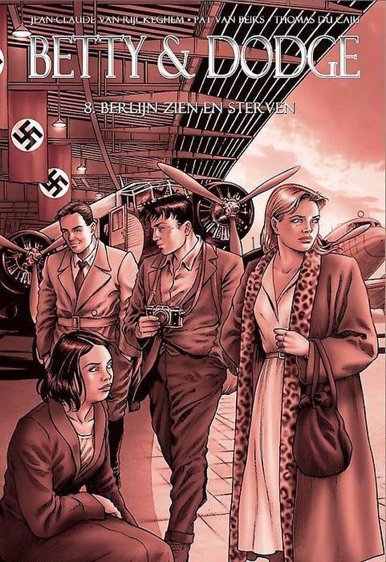 Berlijn zien en sterven - Thomas Du Caju |