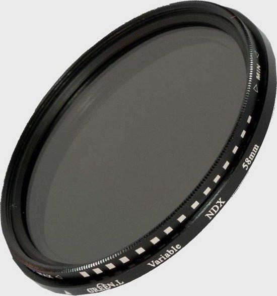 Green.L Variabel Grijsfilter ND2-400 67 mm (Filters)