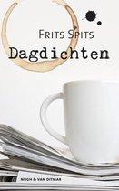 Boek cover Dagdichten van Frits Spits