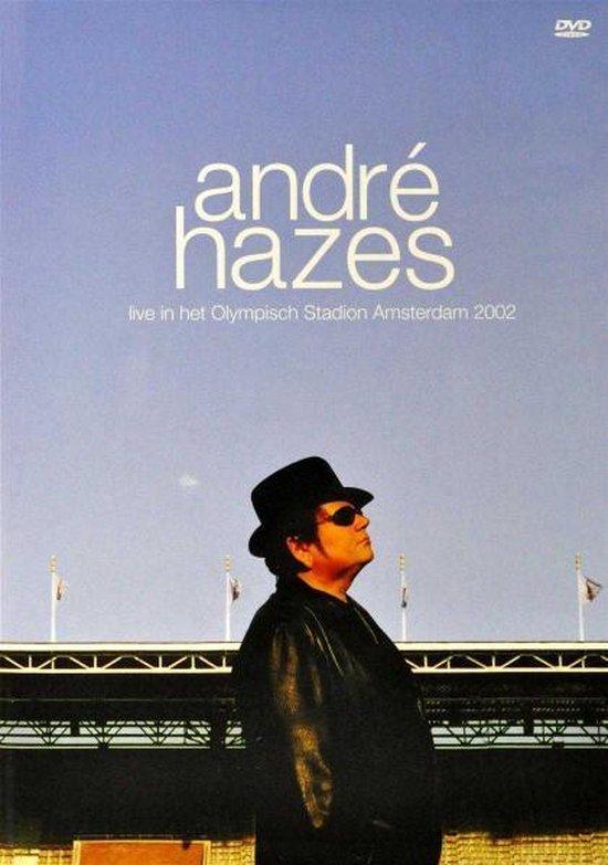 Cover van de film 'Andre Hazes - Live In Het Olympisch Stadion - Amsterdam 2002'