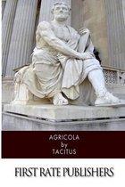Boek cover Agricola van Tacitus