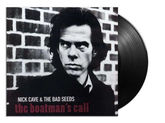 CD cover van The Boatmans Call (LP) van Nick Cave & The Bad Seeds