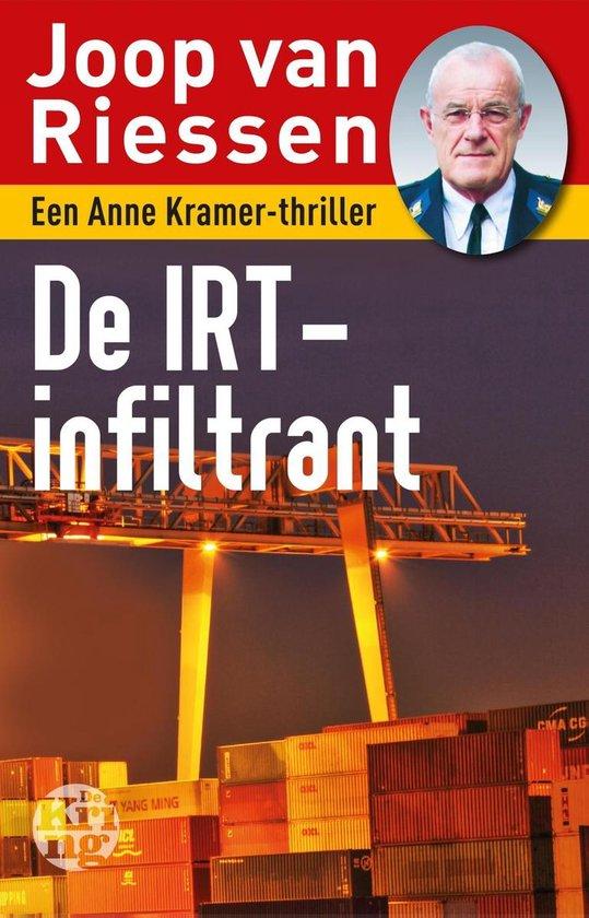 De IRT-infiltrant - Joop van Riessen pdf epub