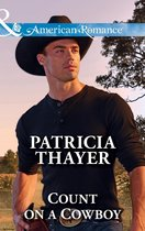 Count On A Cowboy (Mills & Boon American Romance) (Rocky Mountain Twins, Book 1)