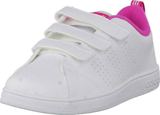 bol.com | Adidas Vs advantage clean - Sneakers - Meisjes ...