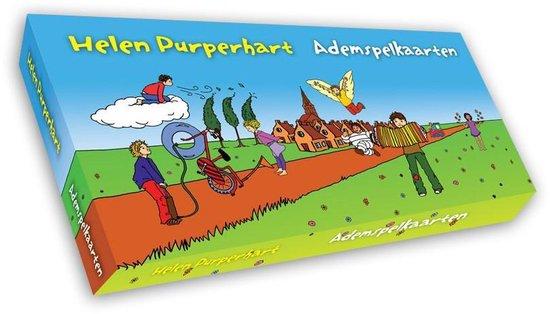 Kinderyoga - Ademspelkaarten voor kinderen - H. Purperhart | Fthsonline.com