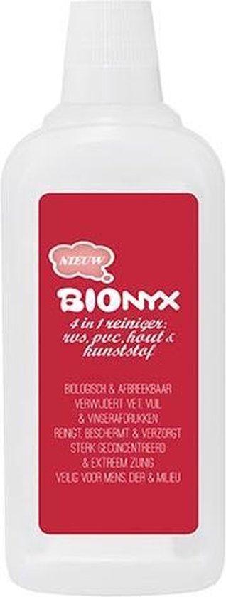 Reiniger 4 in 1 Bionyx 750 ml