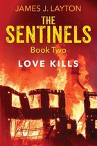 Omslag The Sentinels Book Two