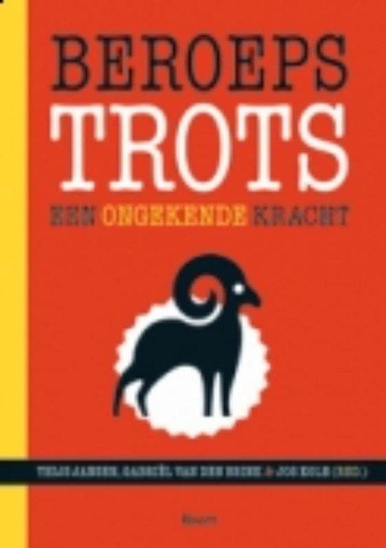Boek cover Beroepstrots van Gabriel van Der Brink (Paperback)
