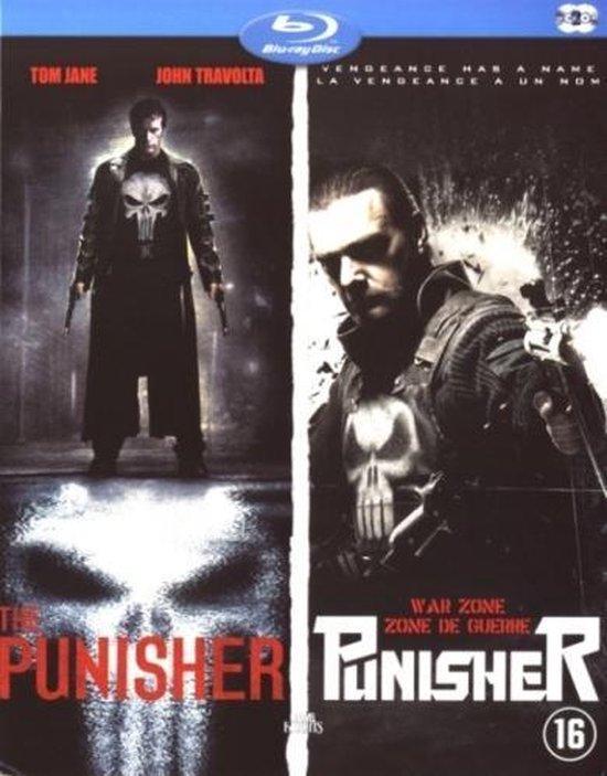 Cover van de film 'Punisher - Collection'