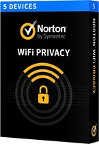 Norton WiFi Privacy 1.0 (5 Devices) NL/FR