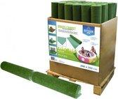 2 rollen grastapijt van 100 x 200 cm - grastapijt voor balkon/terras/camping