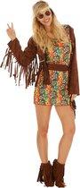 dressforfun 300930 Vrouwenkostuum Lady Freedom voor dames vrouwen XL verkleedkleding kostuum halloween verkleden feestkleding carnavalskleding carnaval feestkledij partykleding