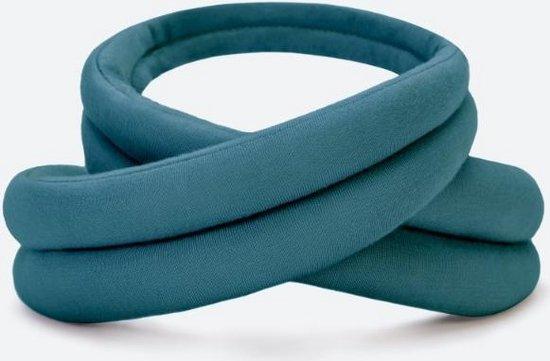 Ostrich Pillow Loop Slaapmasker - Blue Reef