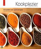 Boek cover Kookplezier Kruiden en Specerijen - Kookboek - Boek - Keuken van Florence Desourdy