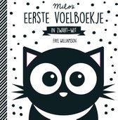 Boek cover Baby ziet...  -   Milos eerste voelboekje in zwartwit van Faye Williamson (Hardcover)