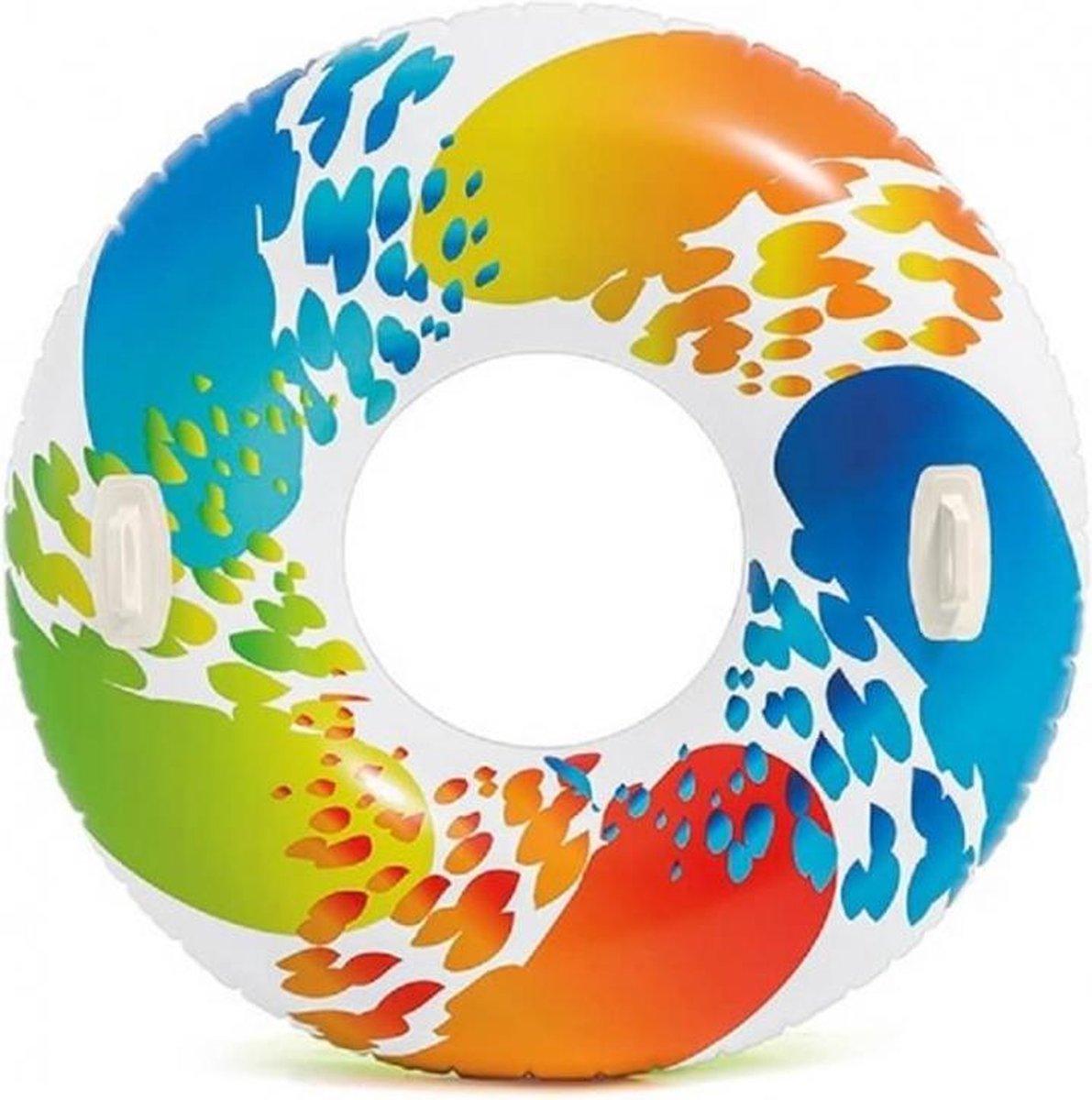 Intex Zwemband Whirl Tube 122 Cm Vinyl