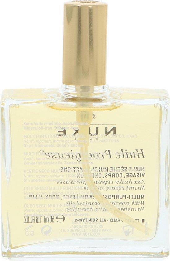 Nuxe Huile Prodigieuse Dry Oil Droogolie voor Huid en Haar - 50 ml