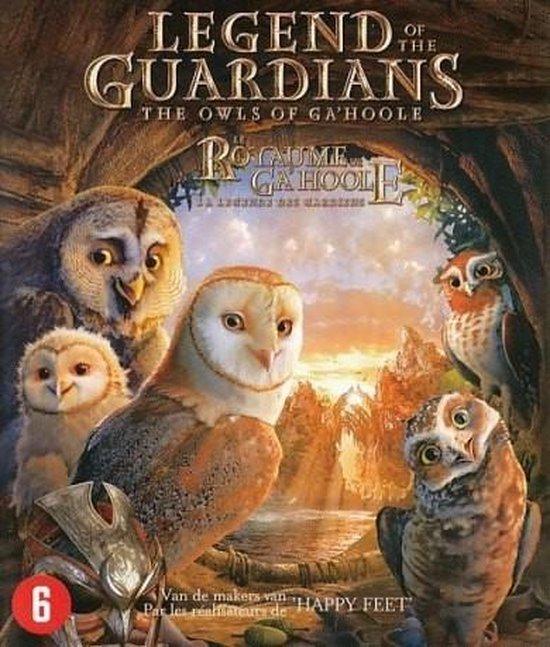 Cover van de film 'Legend Of The Guardians: The Owls Of Ga'Hoole'