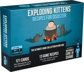 Exploding Kittens Recipes for Disaster - Engelstalig Kaartspel