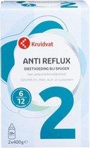 Kruidvat Anti-reflux AR  2 melkpoeder (vanaf 6 tot 12 maanden)