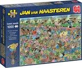 Jan van Haasteren Oud Hollandse Ambachten puzzel - 1000 stukjes - Multicolor