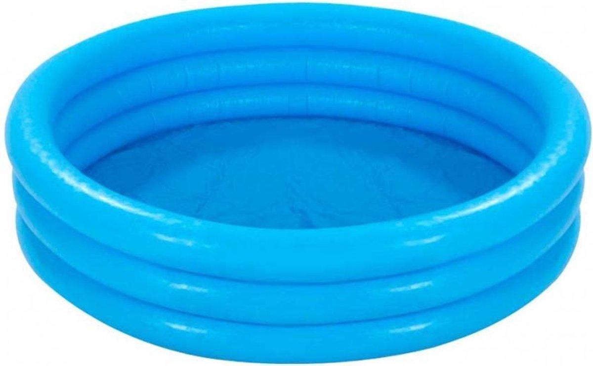 opblaaszwembad 59416NP Crystal Blue 114 x 25 cm