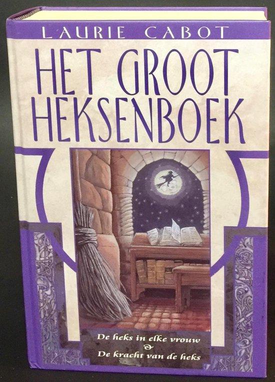 Het groot heksenboek - Laurie Cabot pdf epub