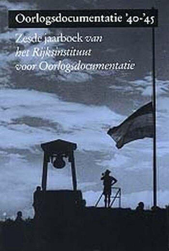 Cover van het boek 'Oorlogsdocumentatie '40-'45 / druk 1'