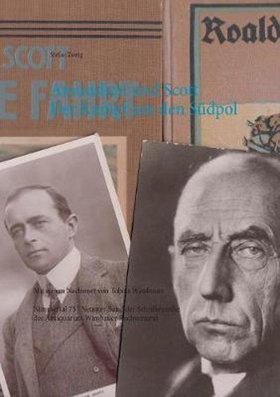 Amundsen und Scott. Der Kampf um den Sudpol