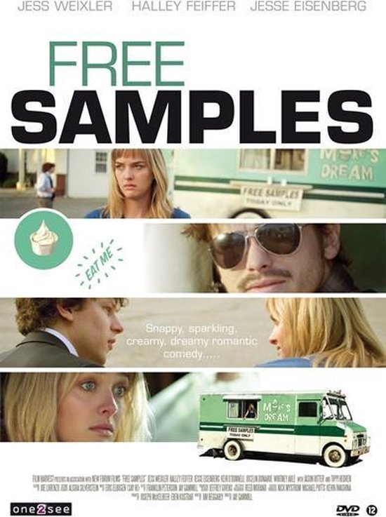 Cover van de film 'Free Samples'