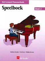 Hal Leonard Pianomethode Speelboek 2