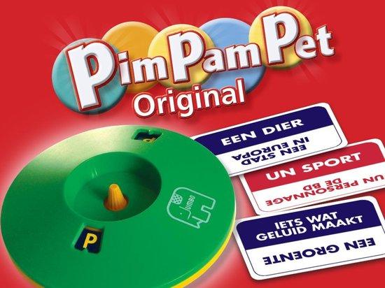 Pim Pam Pet Original - Gezelschapsspel - Jumbo