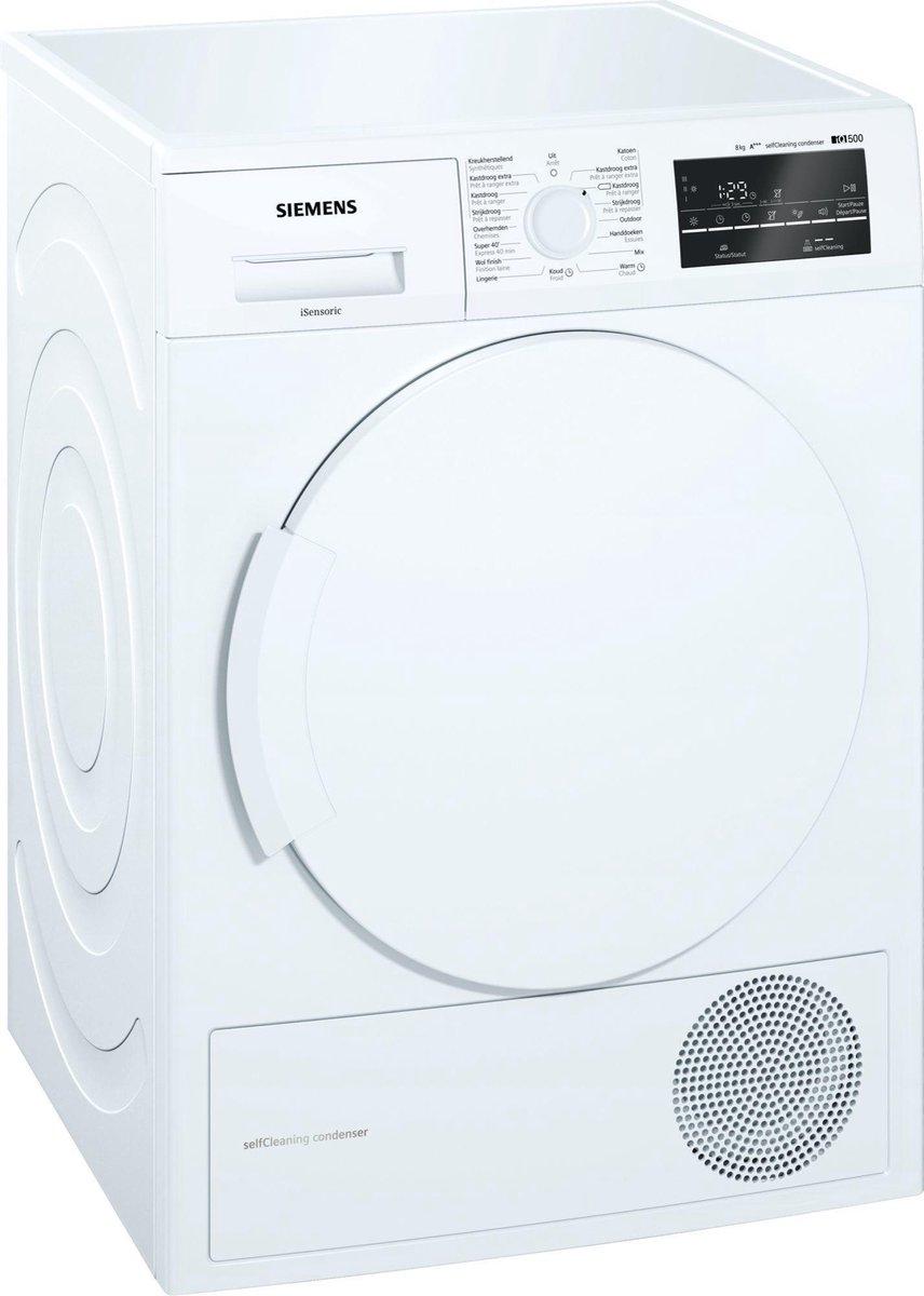 Siemens WT45W46CFG – iQ500 – Warmtepompdroger – NL/FR