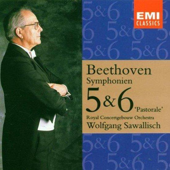 """Beethoven: Symphonien 5 & 6 """"Pastorale"""""""