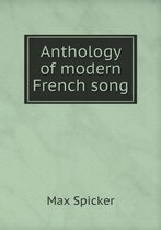 Anthology of Modern French Song