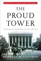 Boek cover The Proud Tower van Barbara W. Tuchman